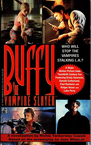 9780671792206: Buffy the Vampire Slayer