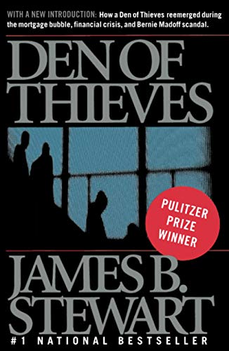 9780671792275: Den of Thieves