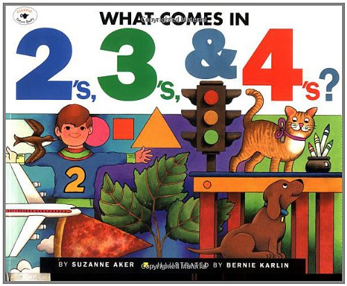 9780671792473: What Comes in 2's, 3's & 4's?