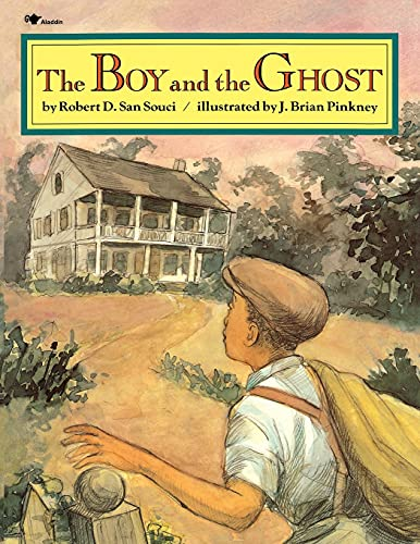 9780671792480: The Boy and the Ghost
