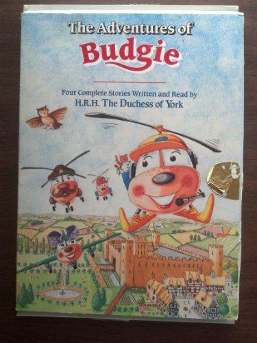 The Adventures of Budgie: Duchess of York; York, Sarah Mountbatten-Windsor