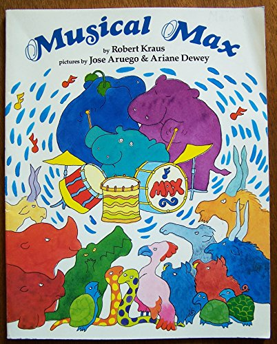 9780671792503: Musical Max (Paperback)