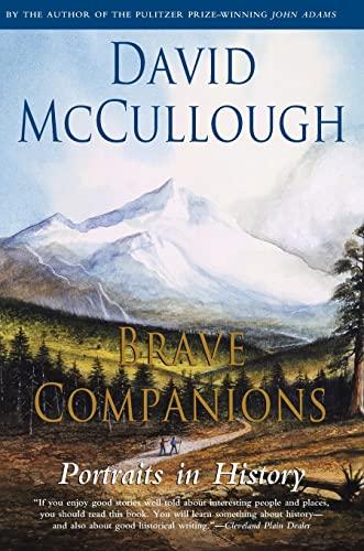 9780671792763: Brave Companions: Portraits In History