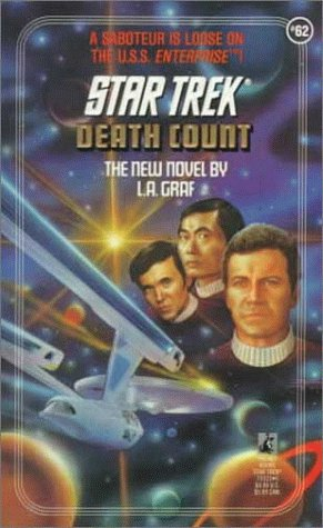 Death Count (Star Trek, Book 62): Graf, L. A.