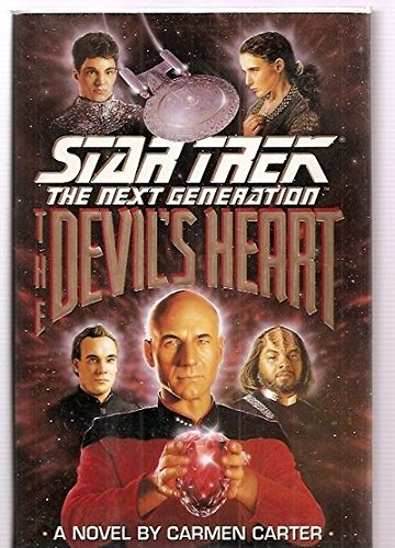The Devil's Heart (Star Trek: The Next: Carmen Carter