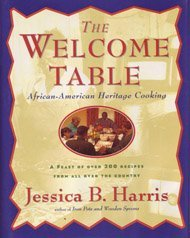 9780671793609: WELCOME TABLE: African-American Heritage Cooking