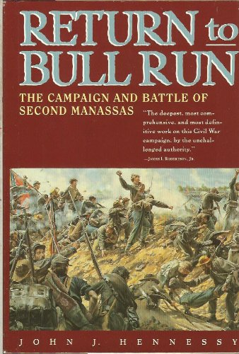 9780671793685: Return to Bull Run: The Campaign and Battle of Second Manassas