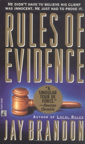 Rules of Evidence: Brandon, Jay