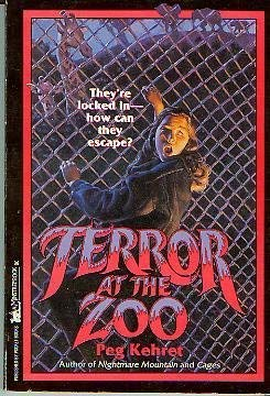 9780671793944: Terror at the Zoo (A Minstrel Book)