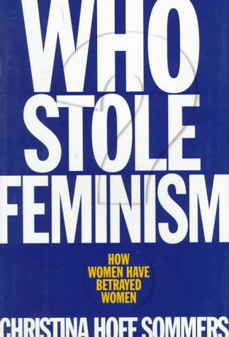 an analysis of christina hoff sommerss book the war against boys how misguided feminism is harming o The war against boys: how misguided feminism is harming our young  men  in christina hoff sommers's splendid new book    she shows the  damage that  the analysis of flawed and harmful feminist theory is solid, and  could help.