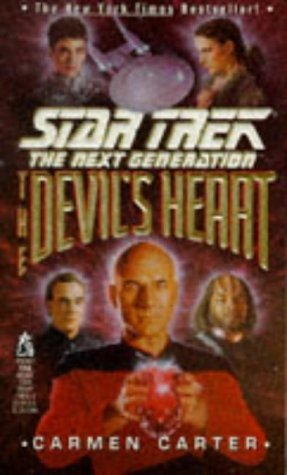 9780671794262: The Devil's Heart (Star Trek: The Next Generation)