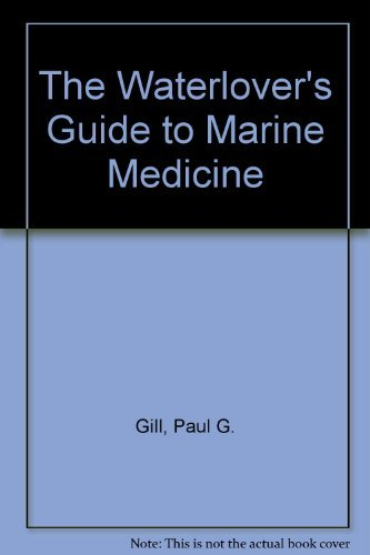 9780671794521: The Waterlover's Guide to Marine Medicine