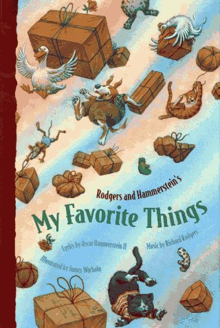 Rodgers and Hammerstein's My Favorite Things: Oscar Hammerstein; Richard Rodgers