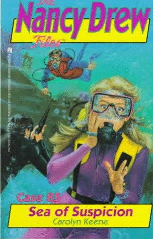 9780671794774: The Nancy Drew Files Case #85: Sea of Suspicion