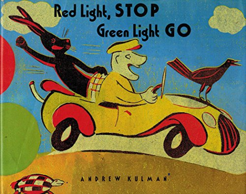 9780671794934: Red Light, Stop Green Light Go