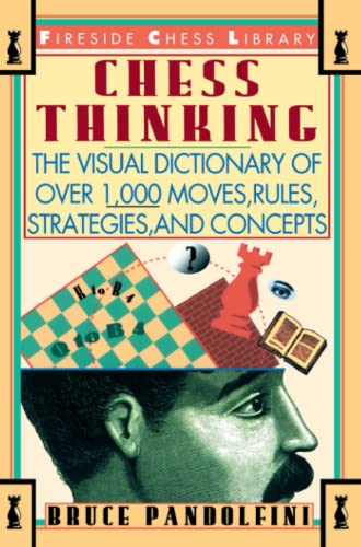 9780671795023: Chess Thinking: The Visual Dictionary of Chess Moves, Rules, Strategies and Concepts