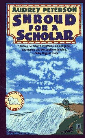 Shroud for a Scholar: Peterson, Audrey