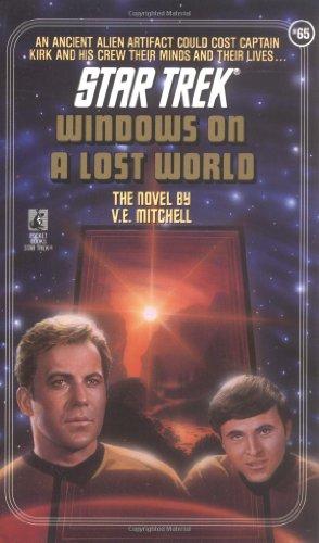9780671795122: Windows on a Lost World (Star Trek, Book 65)