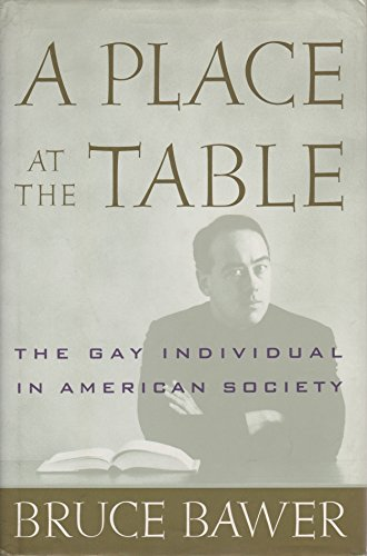 9780671795337: A Place at the Table: Gay Individual in American Society