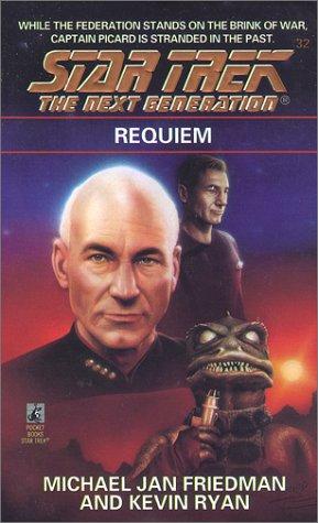 9780671795672: Requiem (Star Trek The Next Generation, No 32)