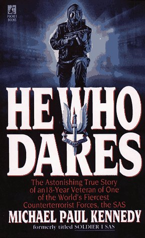 9780671795818: He Who Dares