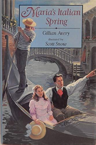 Maria's Italian Spring: Gillian Avery, Scott