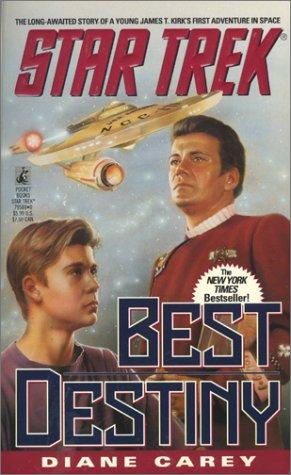 Best Destiny (Star Trek): Carey, Diane