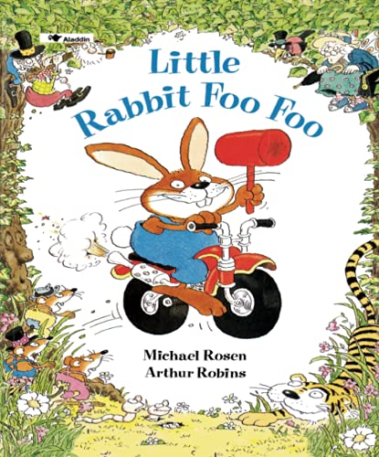 9780671796044: Little Rabbit Foo Foo