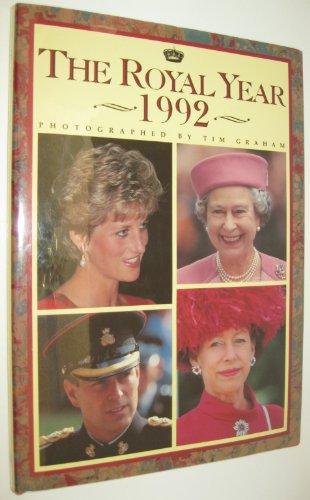 9780671796105: The Royal Year 1992