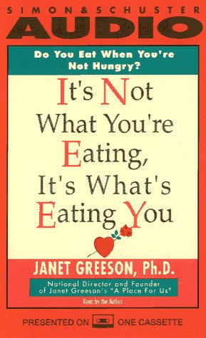 9780671796556: It's Not What You're Eating, It's What's Eating You