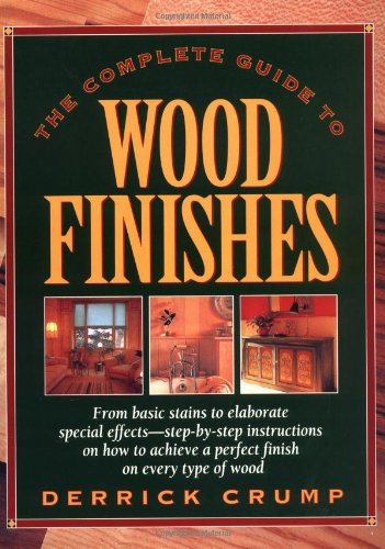 9780671796693: The Complete Guide to Wood Finishes
