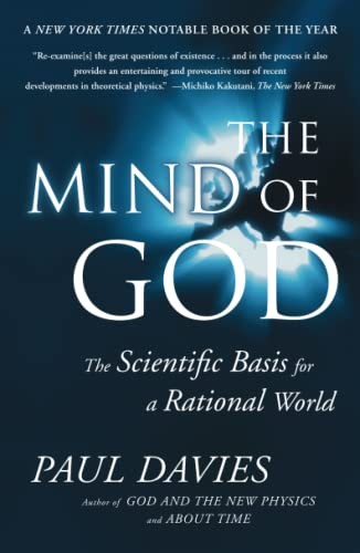 9780671797188: The Mind of God: The Scientific Basis for a Rational World