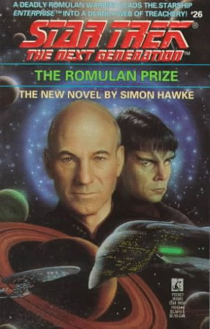 9780671797461: The Romulan Prize (Star Trek The Next Generation, No 26)