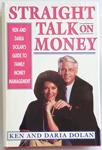 9780671798086: Straight Talk on Money