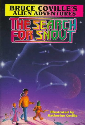 The Search for Snout (9780671798345) by Bruce Coville