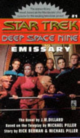 9780671798581: Emissary (Star Trek Deep Space Nine, No 1)