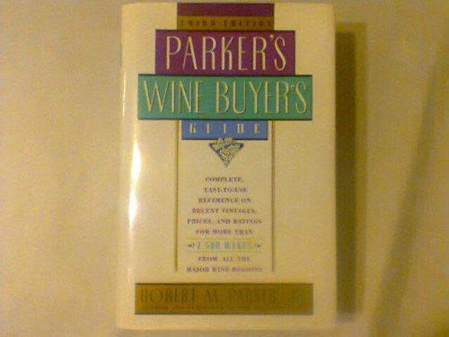 9780671799137: Parker's Wine Buyer's Guide