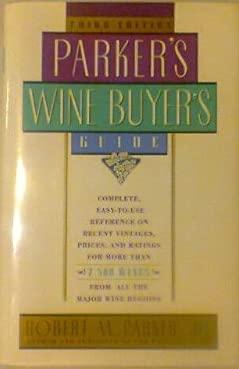 9780671799137: Parker's Wine Buyer's Guide