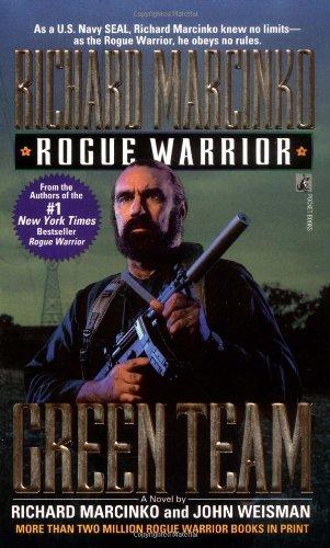 9780671799595: Green Team: Rogue Warrior
