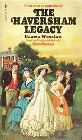 Haversham Legacy (9780671800376) by Daoma Winston