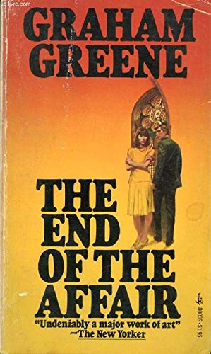 9780671800390: The End of the Affair