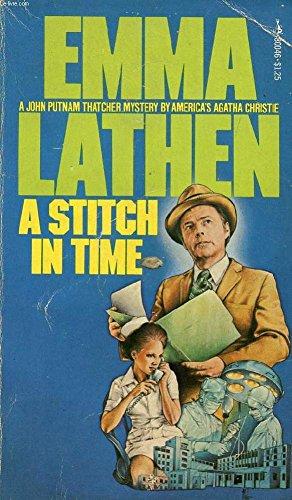 9780671800468: Stitch in Time