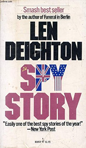 9780671800581: Spy Story