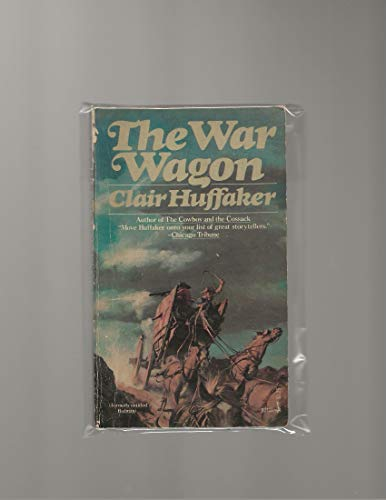 War Wagon: Clair huffaker