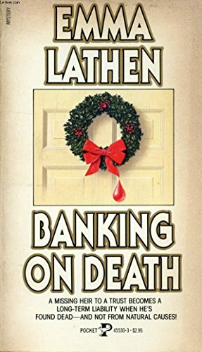 9780671801083: Banking on Death