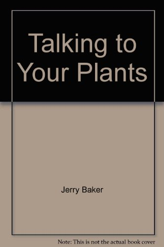 Talk to Your Plant (0671801155) by Jerry baker