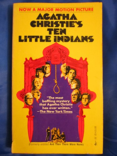9780671801519: Ten Little Indians