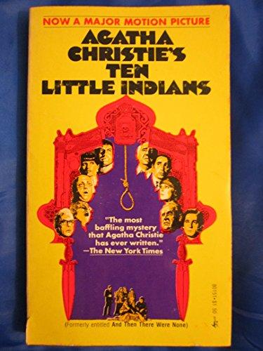 9780671801519: Ten Little Indians
