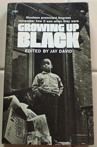 Growing Up Black Jay David