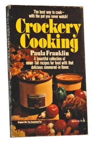 9780671802226: Crockery Cooking